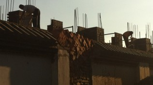 Op het dak 2