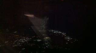 Landing Beijing