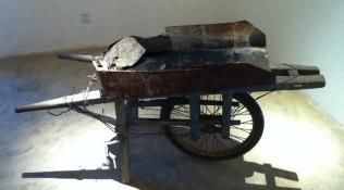 Kruiwagen cokes: museumstuk!